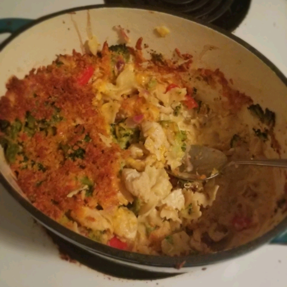 Cheddar Broccoli and Chicken Casserole from Country Crock® Jenny Girard
