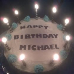 Champagne Cake With Buttercream Icing Micki515