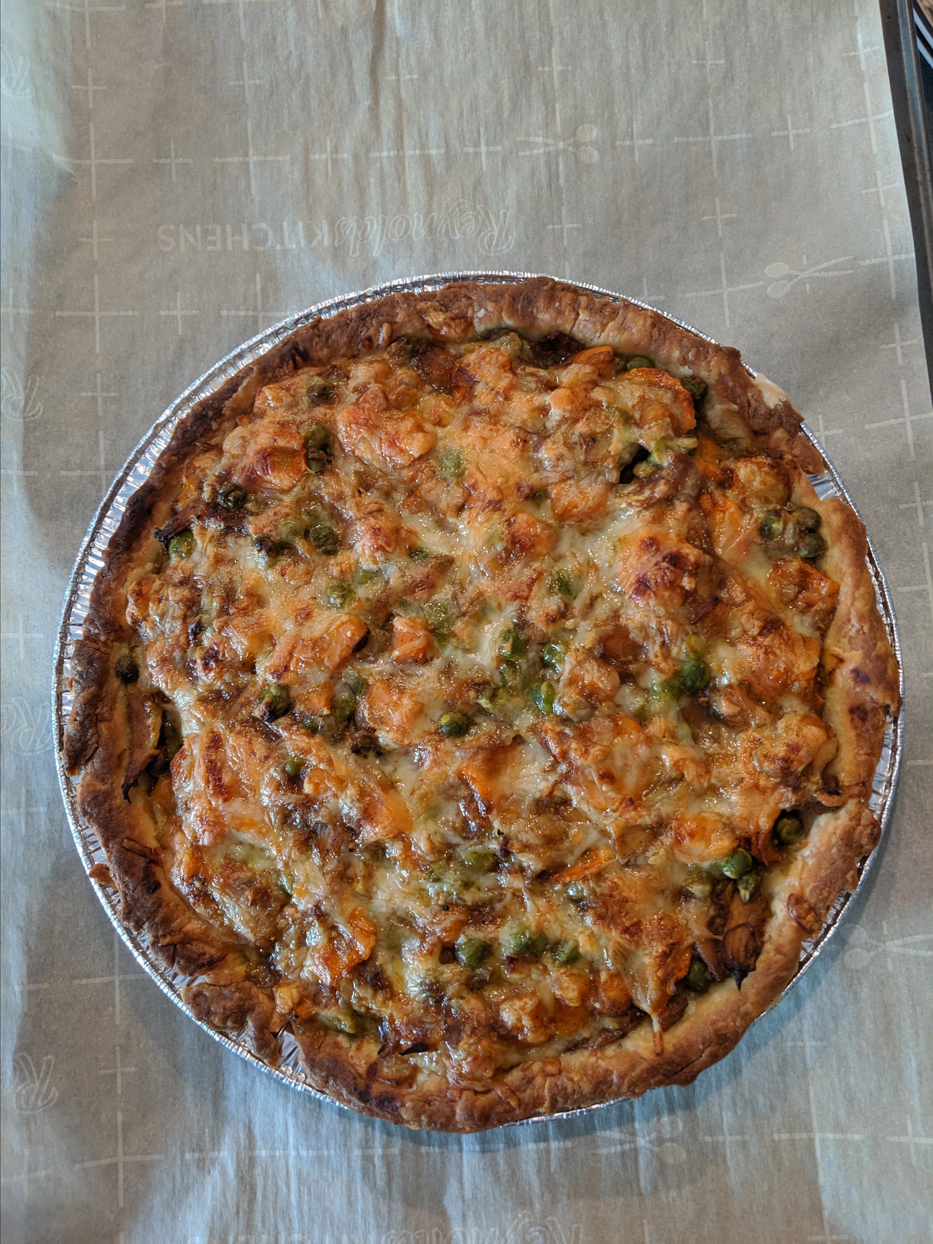 Leftover Moroccan Meat Pie Andrea Boyle