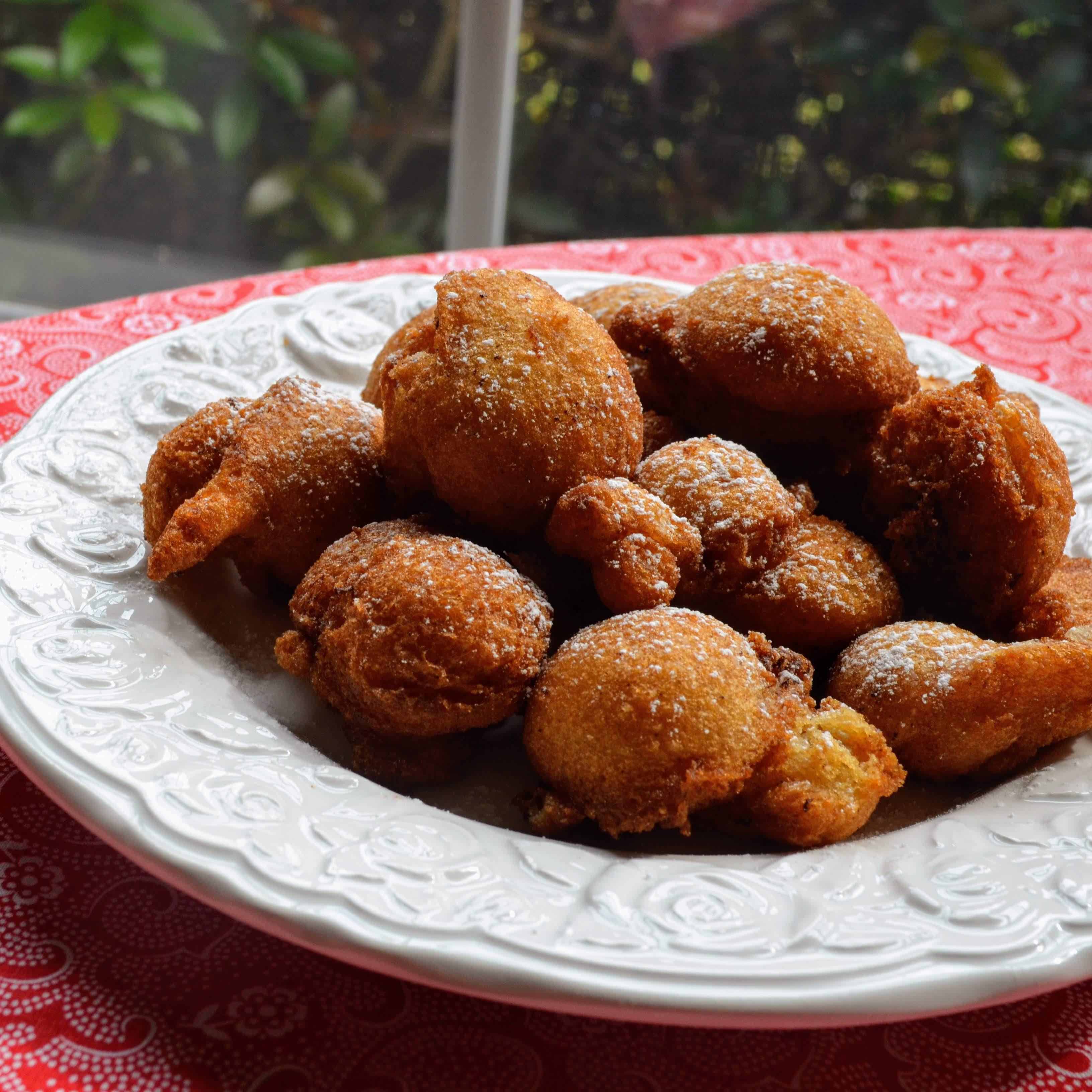 Grandma's Cake Doughnuts