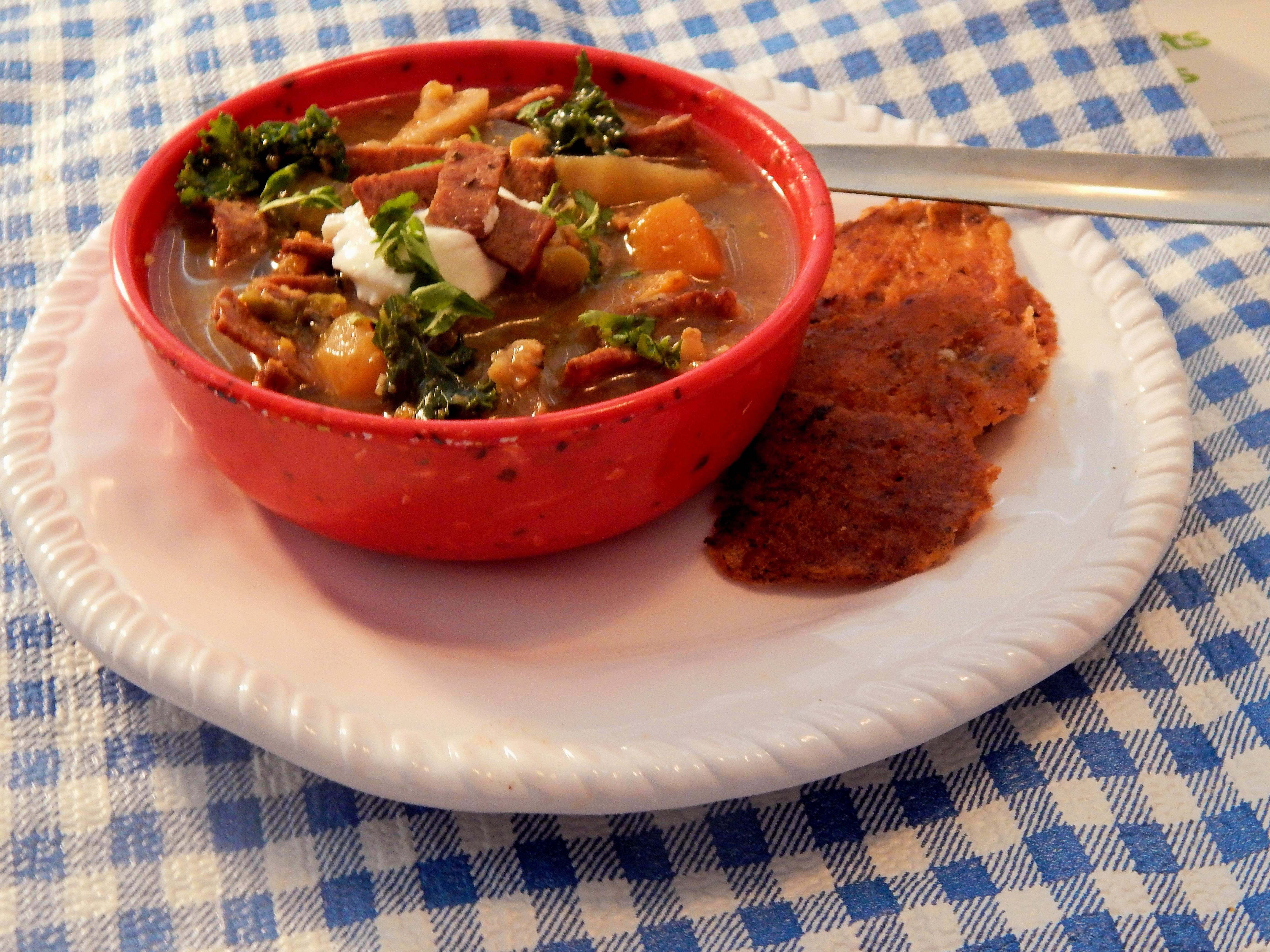 Instant Pot® Cream of Vegetable Soup Jordan Hartzell