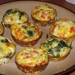 Eggs n Bacon Cupcake Samantha Peters Clough