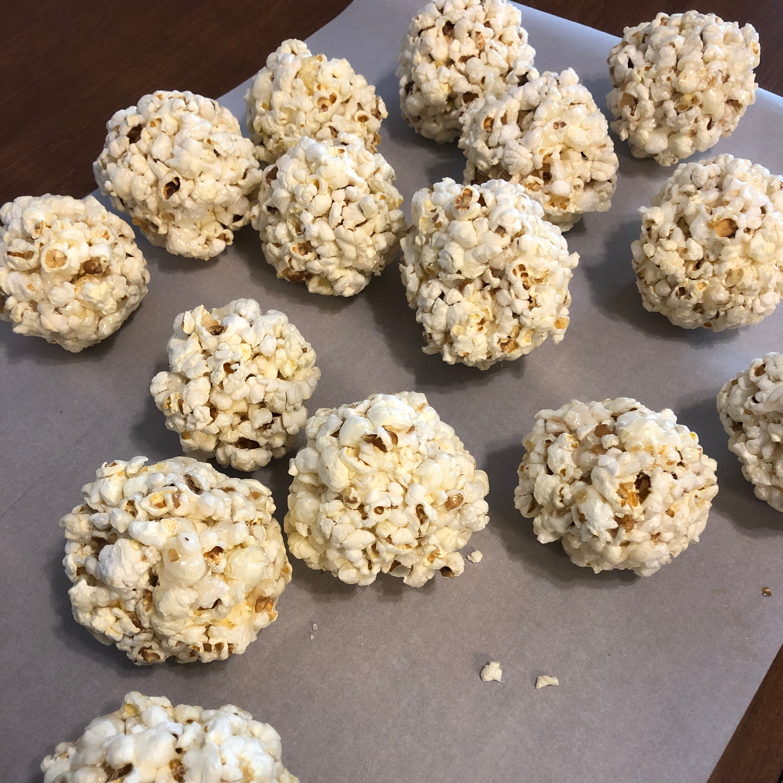 Old Time Popcorn Balls Tami Ayres