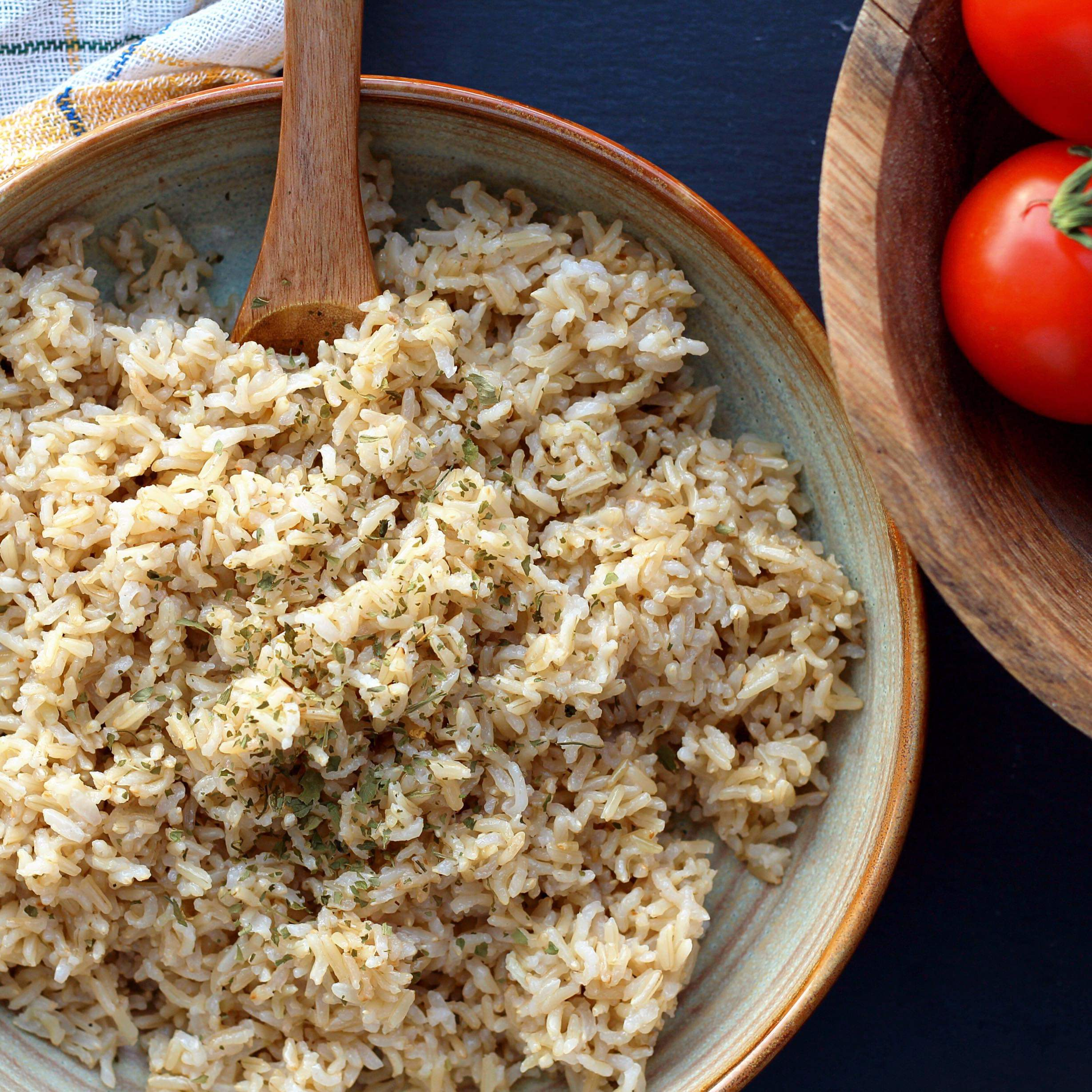 Instant Pot® Brown Rice