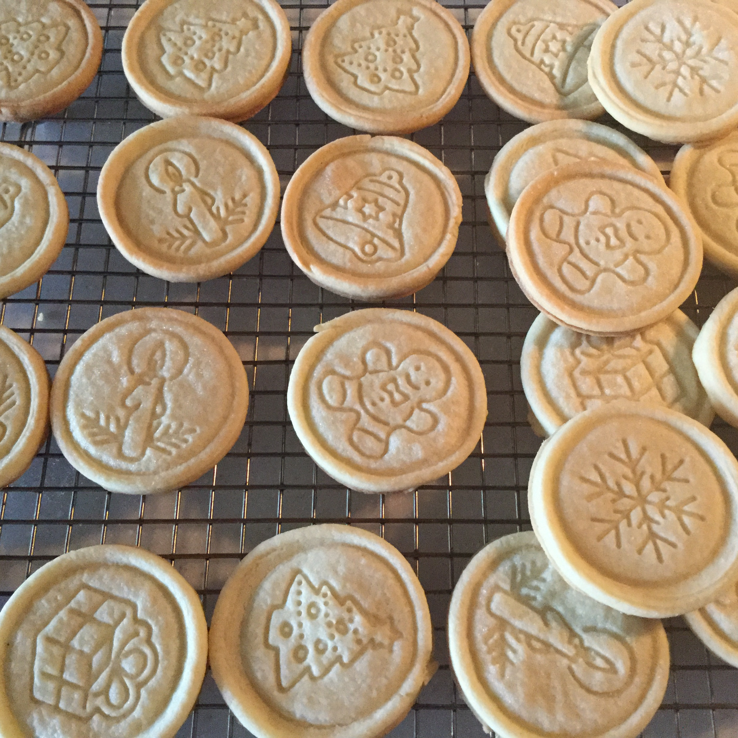 Ceramic Mold Cookies Judy Roothoff Maughan