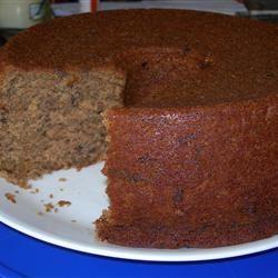 Breakfast Prune Spice Cake