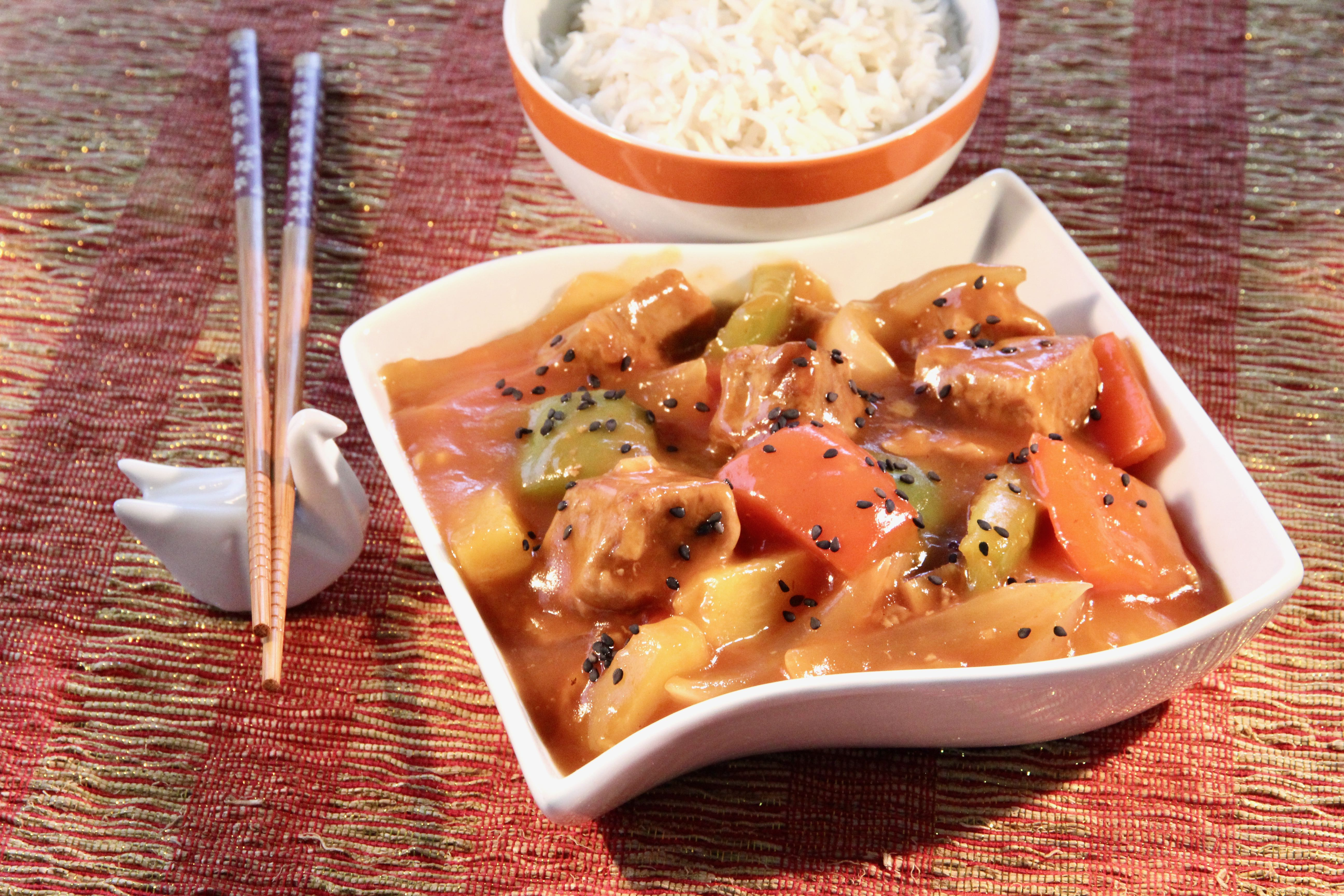 Instant Pot® Sweet and Sour Pork