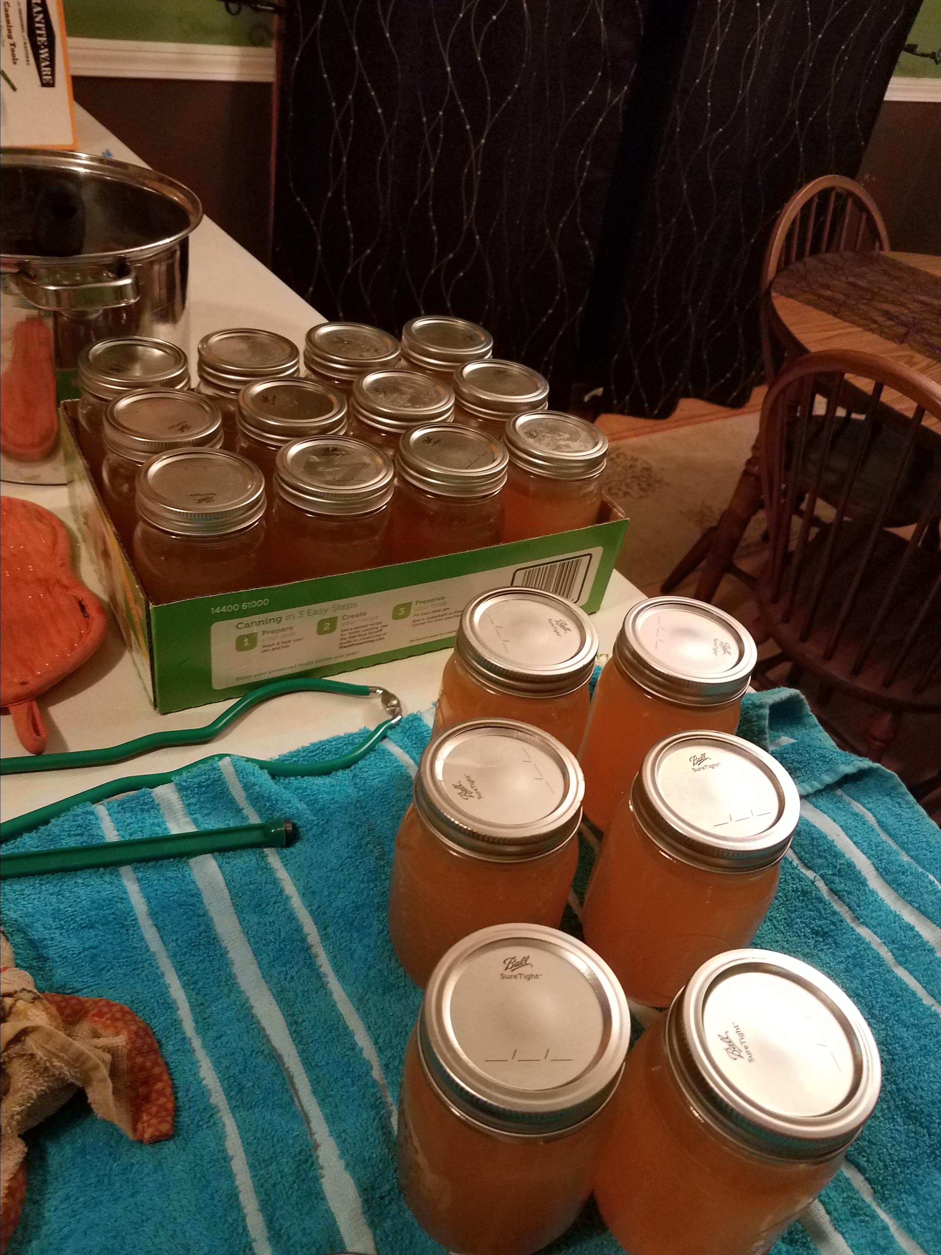 Apple Pie in a Jar Drink Amber Sprangers