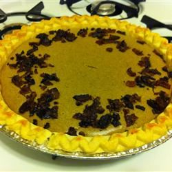Joe's Incredible Bacon Pumpkin Pie