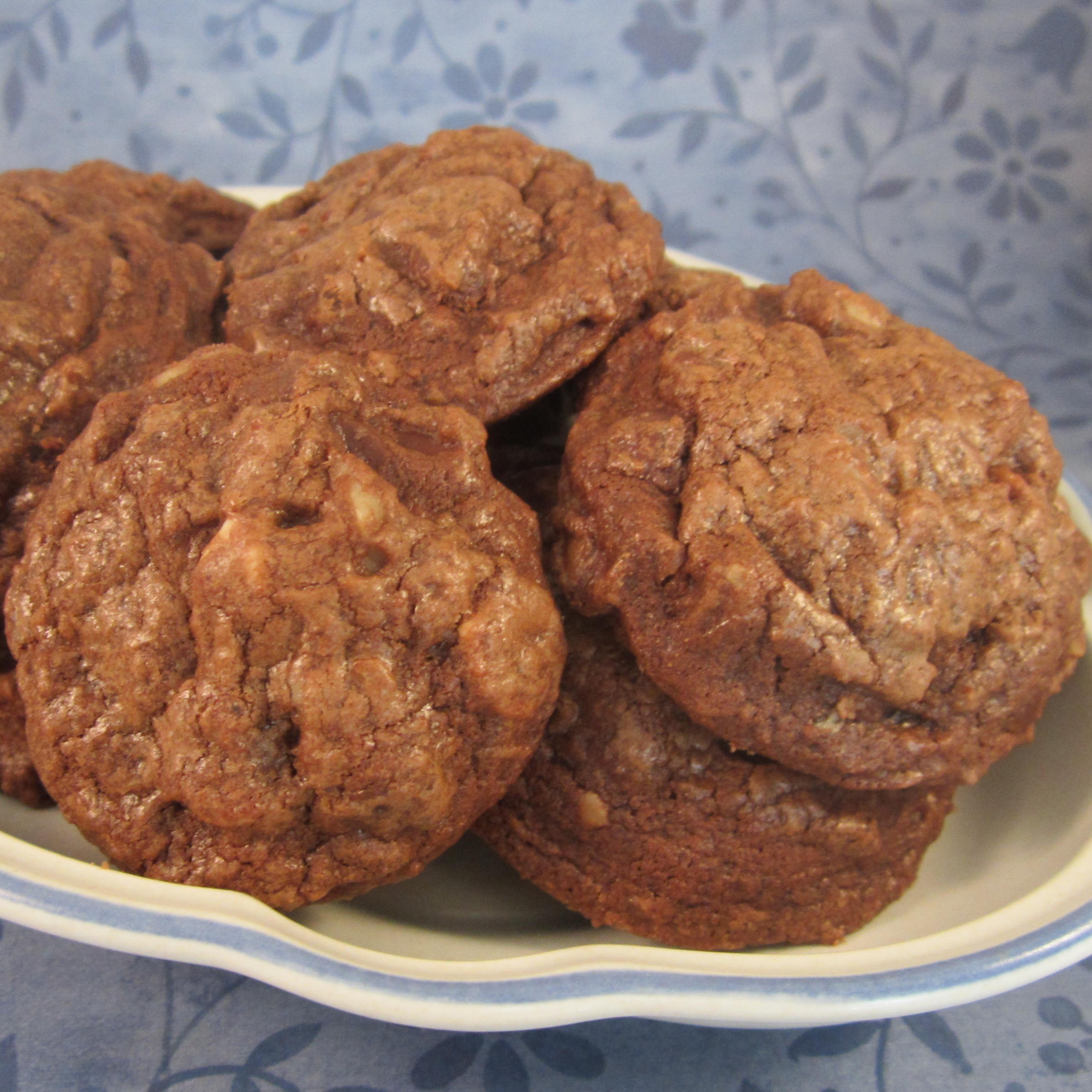 Chocolate Duet Cookies Deb C