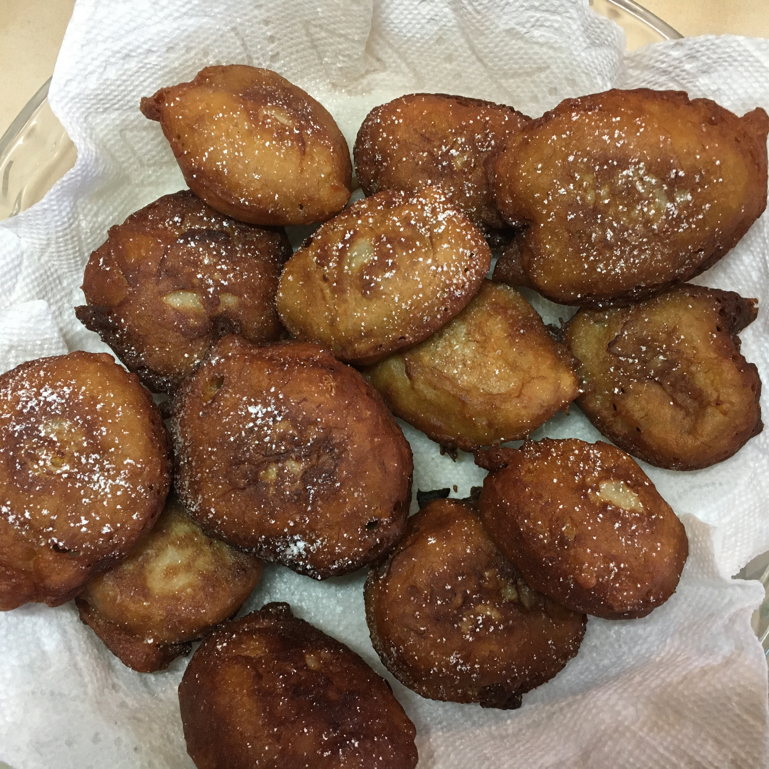 Banana Fritters Shalin