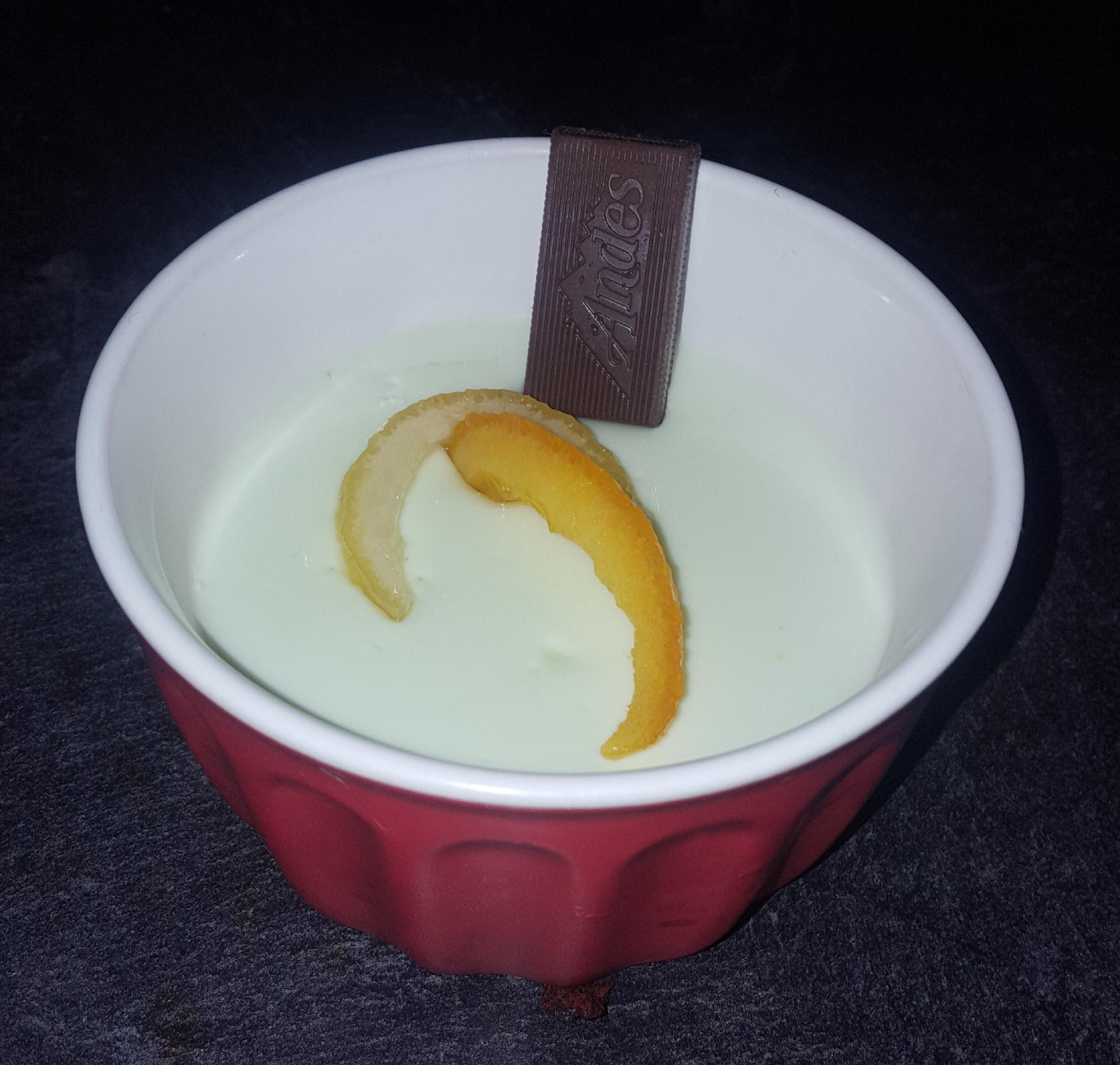 Lemon Panna Cotta zackmania