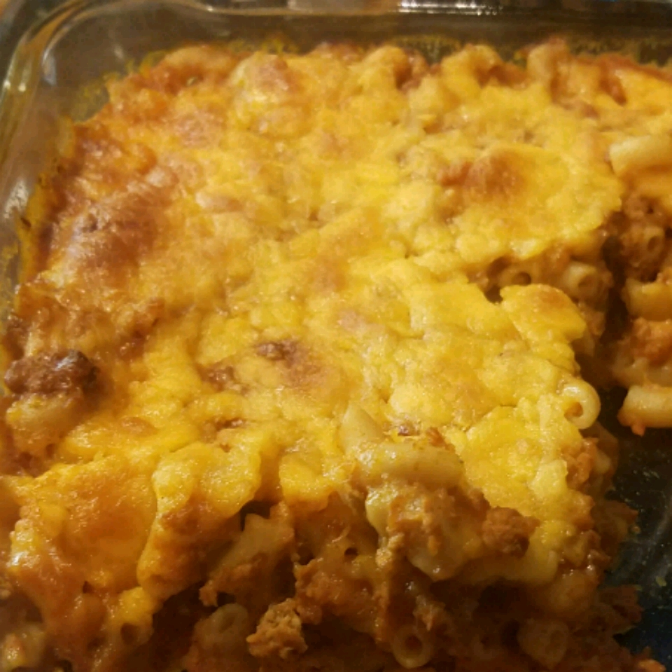 Chili Mac 'n' Cheese Bake Mark Tolliver