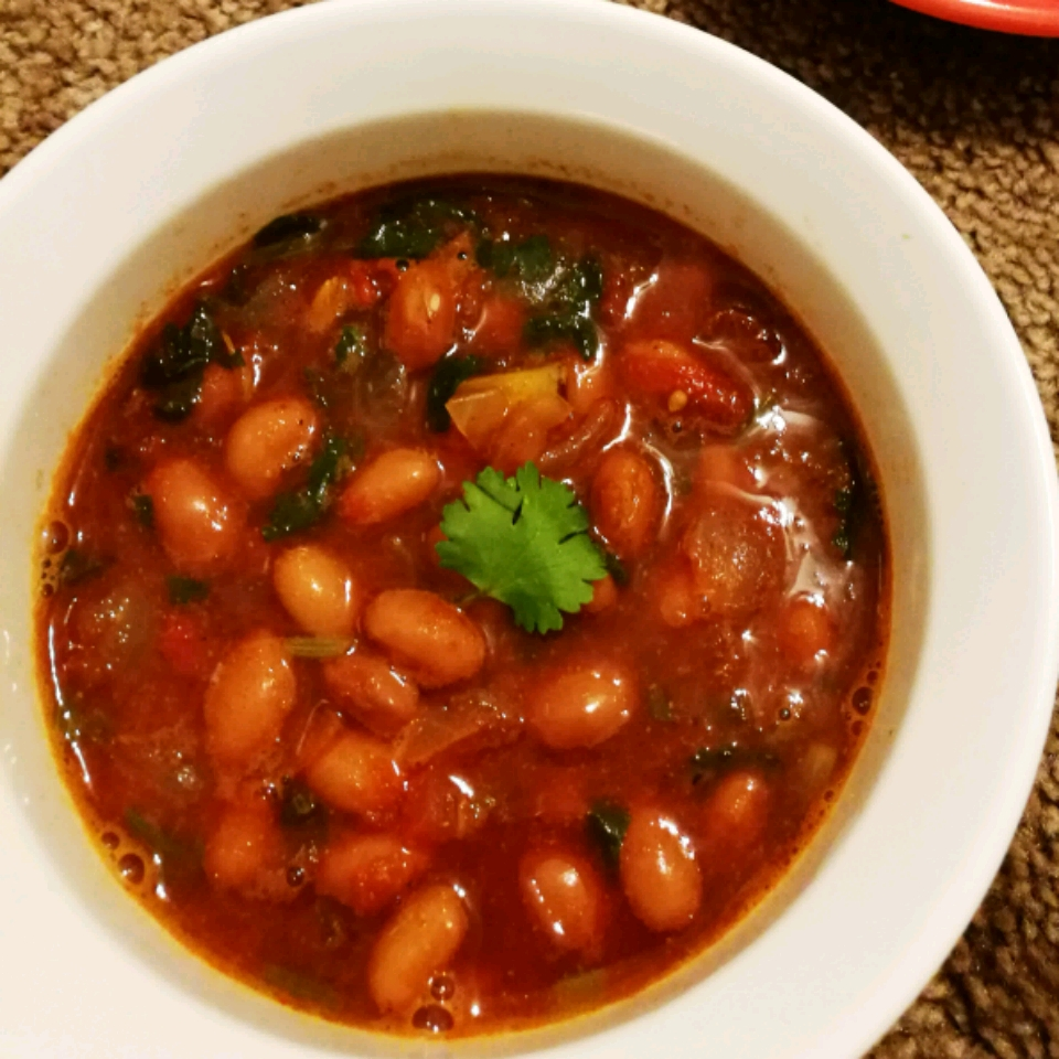 Pinto Beans With Mexican-Style Seasonings