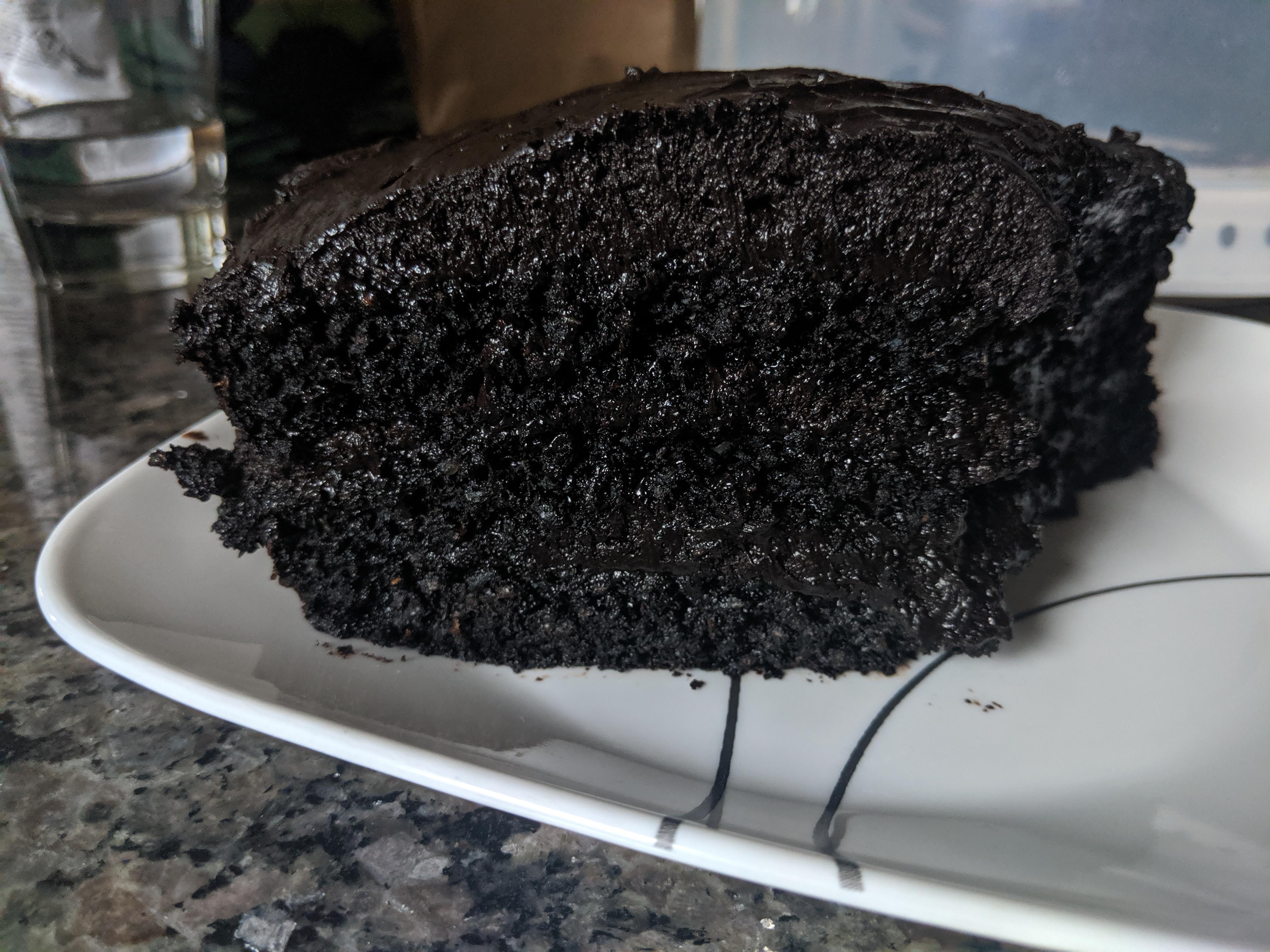 Gluten-Free Moist Chocolate Cake