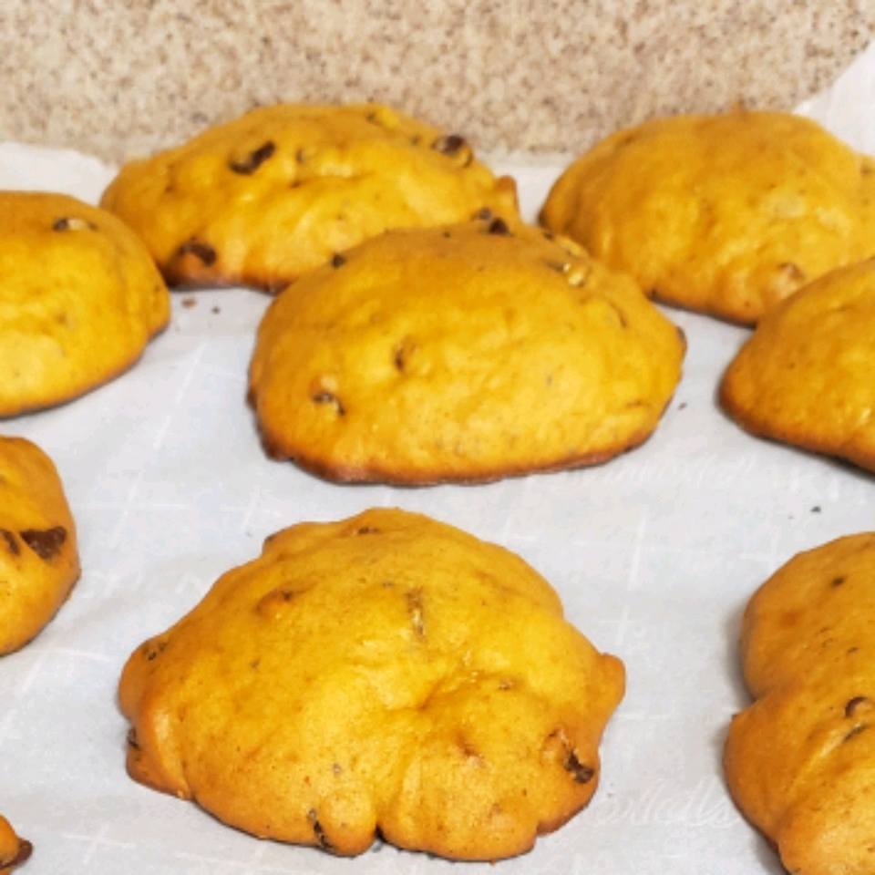 Easy Pumpkin Chip Cookies Sarah Mauch