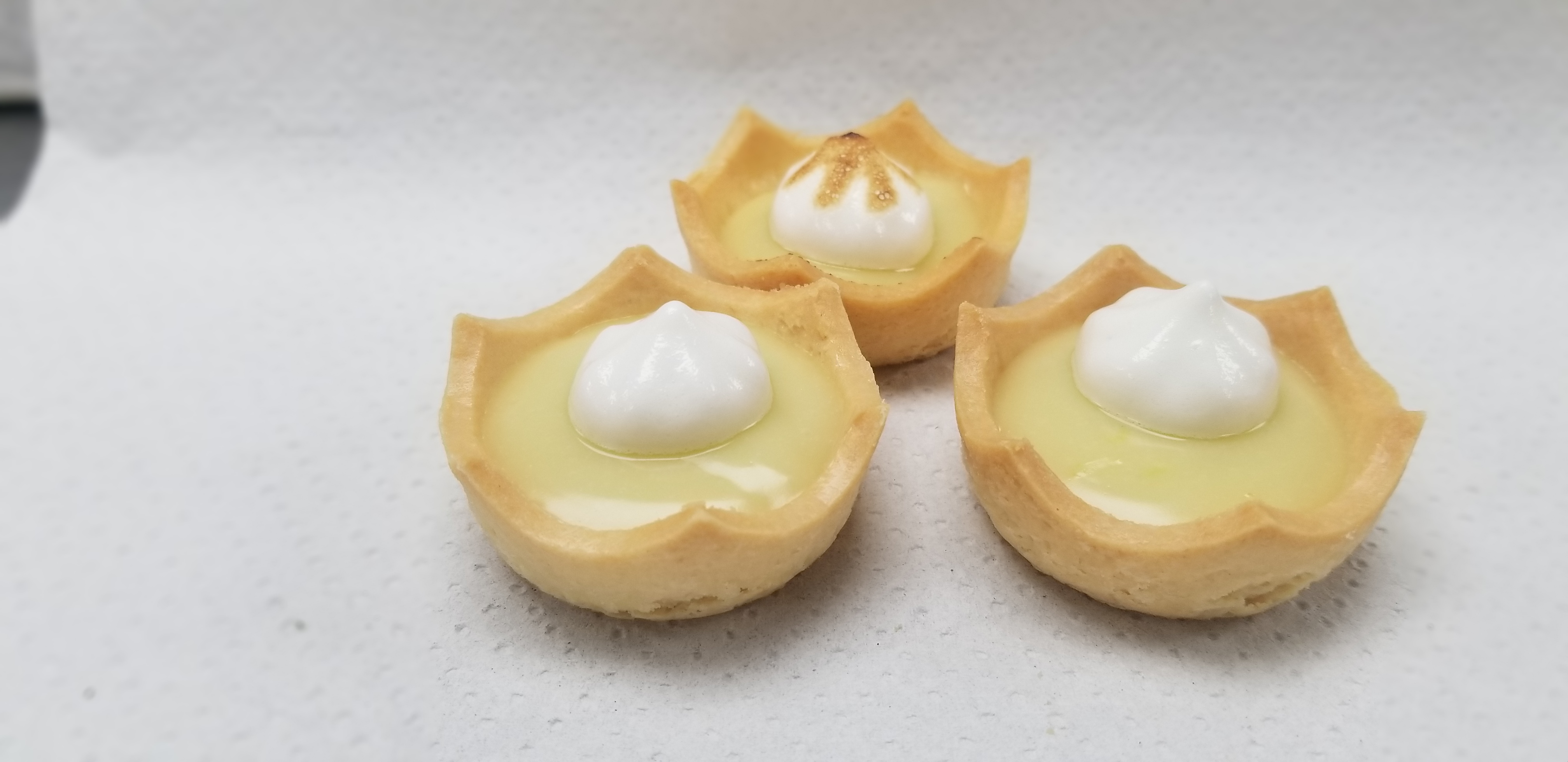 Lemon Custard Filling