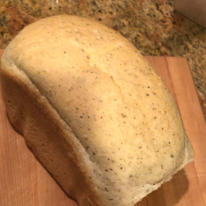 Herb Bread for Bread Machine Cheryl