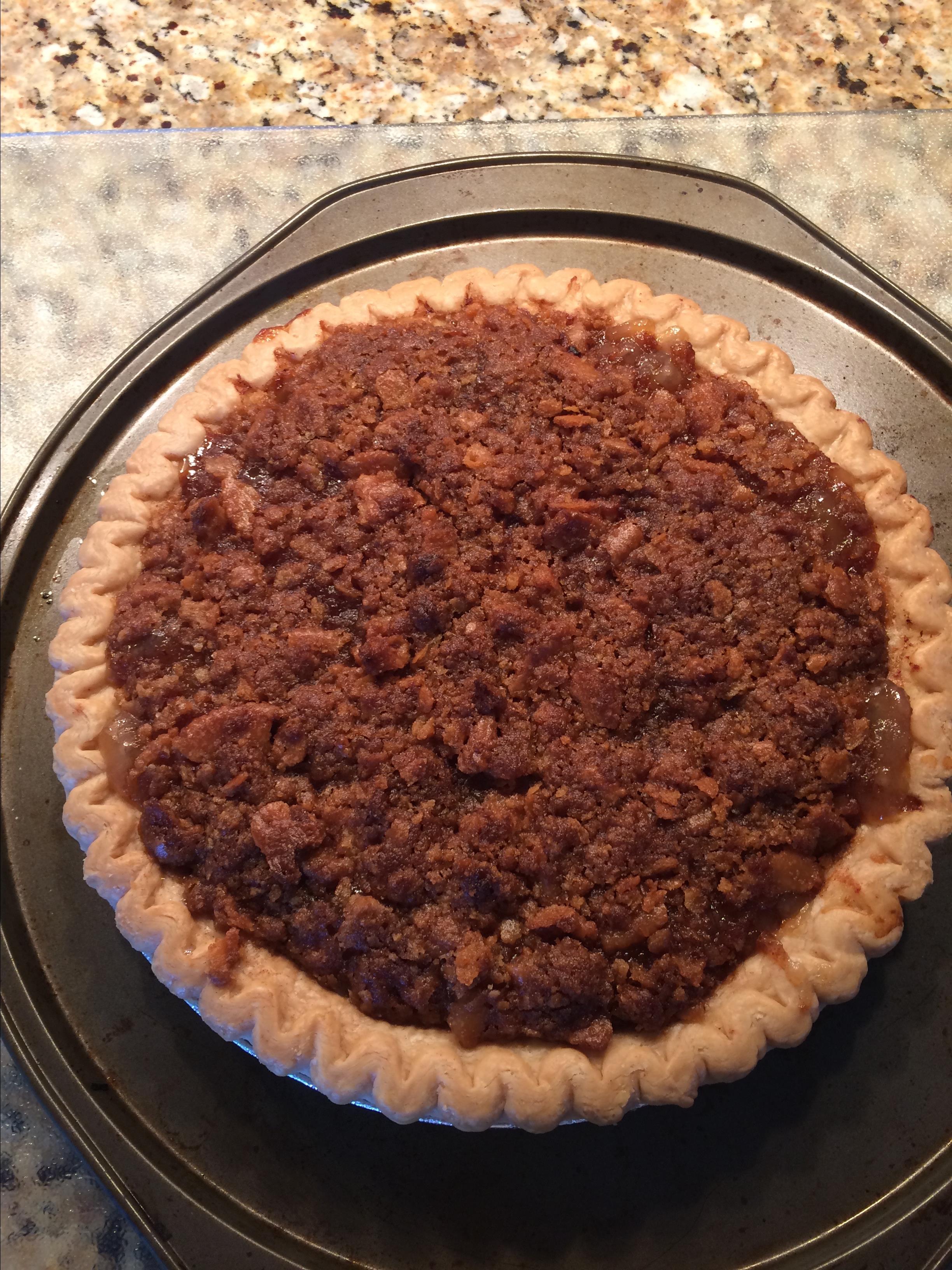 Mock Apple Pie Jon Sciberras