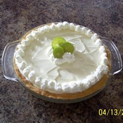 Key Lime Pie IV mommymeggy
