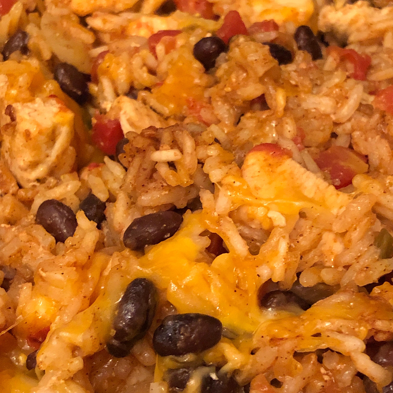 Chicken Enchilada Skillet MrsSteffes