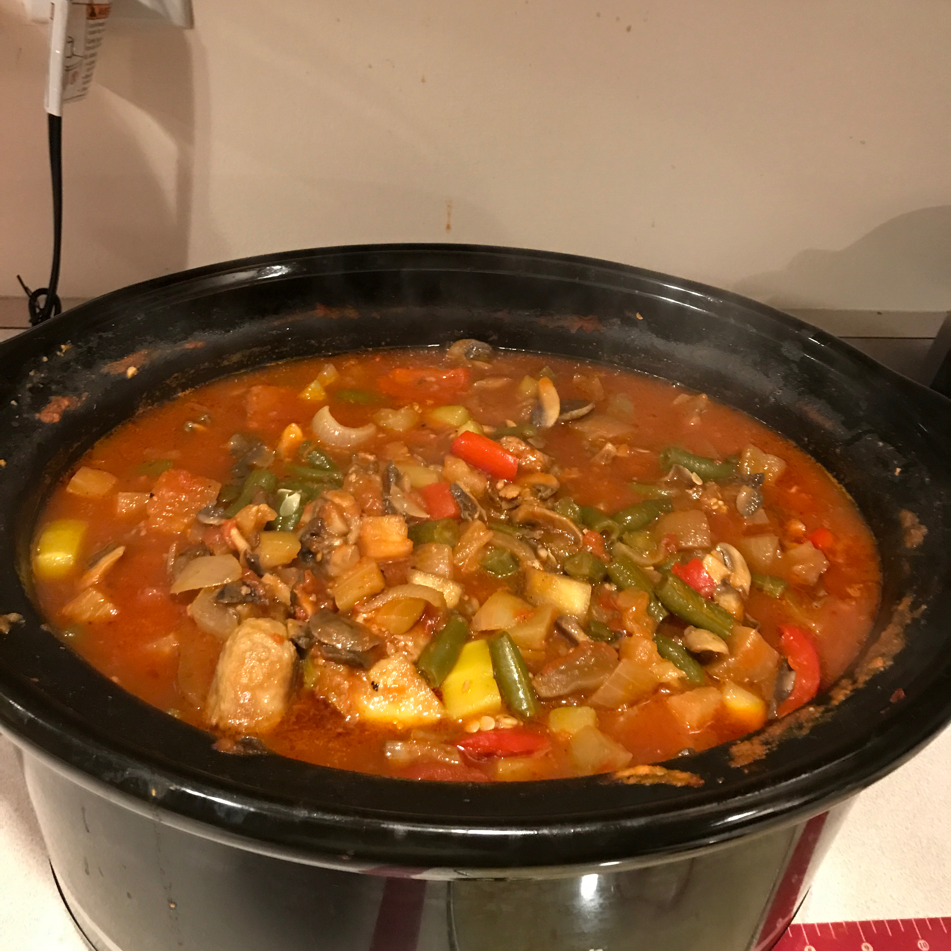 Slow Cooker Ratatouille from RED GOLD®
