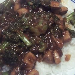 Chicken Broccoli Ca - Unieng's Style