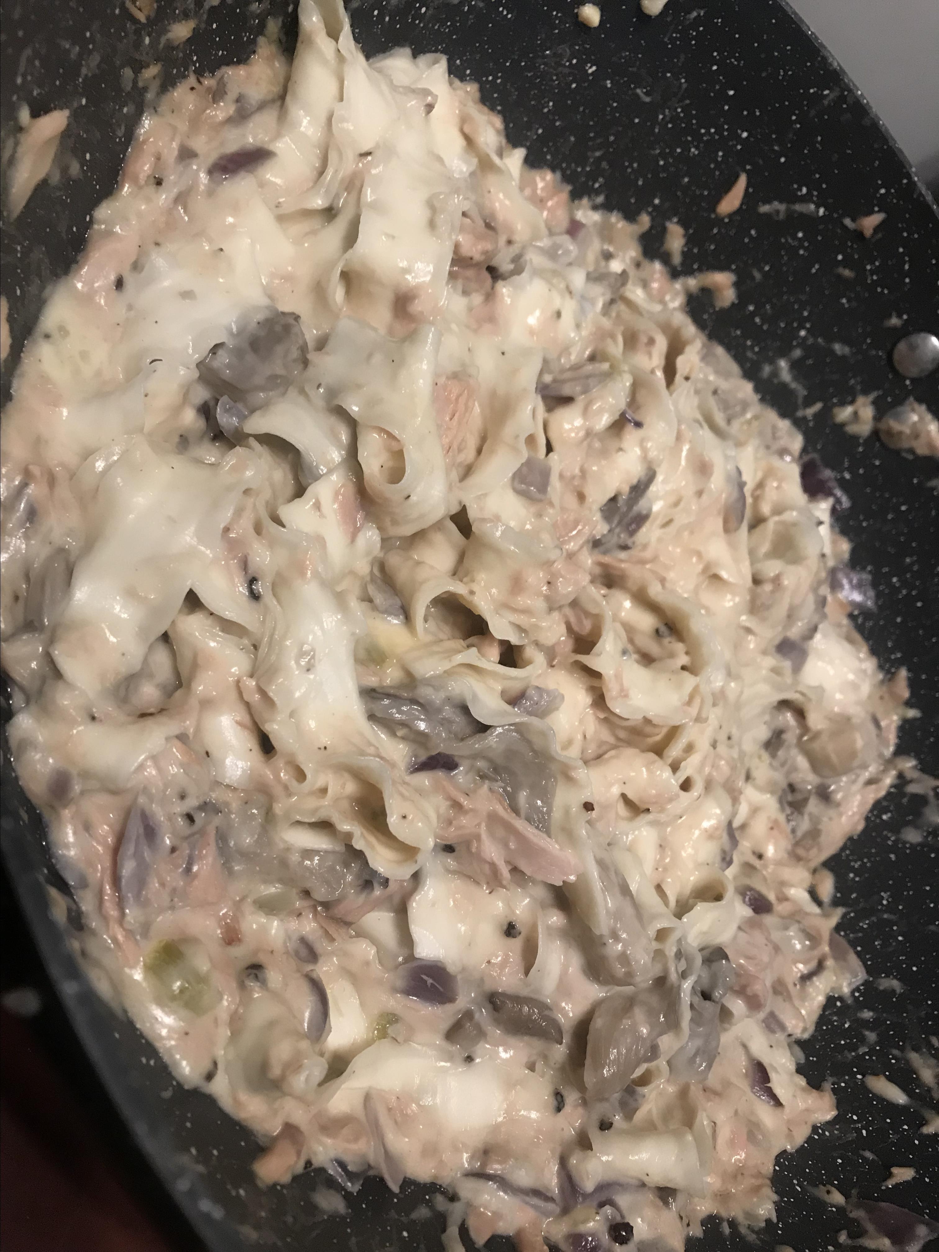 One Pot Tuna Casserole