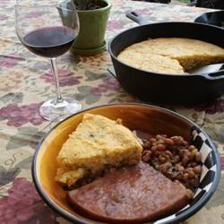 Mexican Style Cornbread
