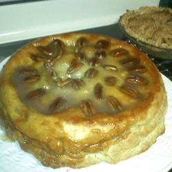 Upside Down Caramel Apple Pie twall10107
