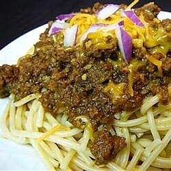 skyline chili ii recipe