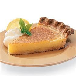 Jefferson Davis Pie