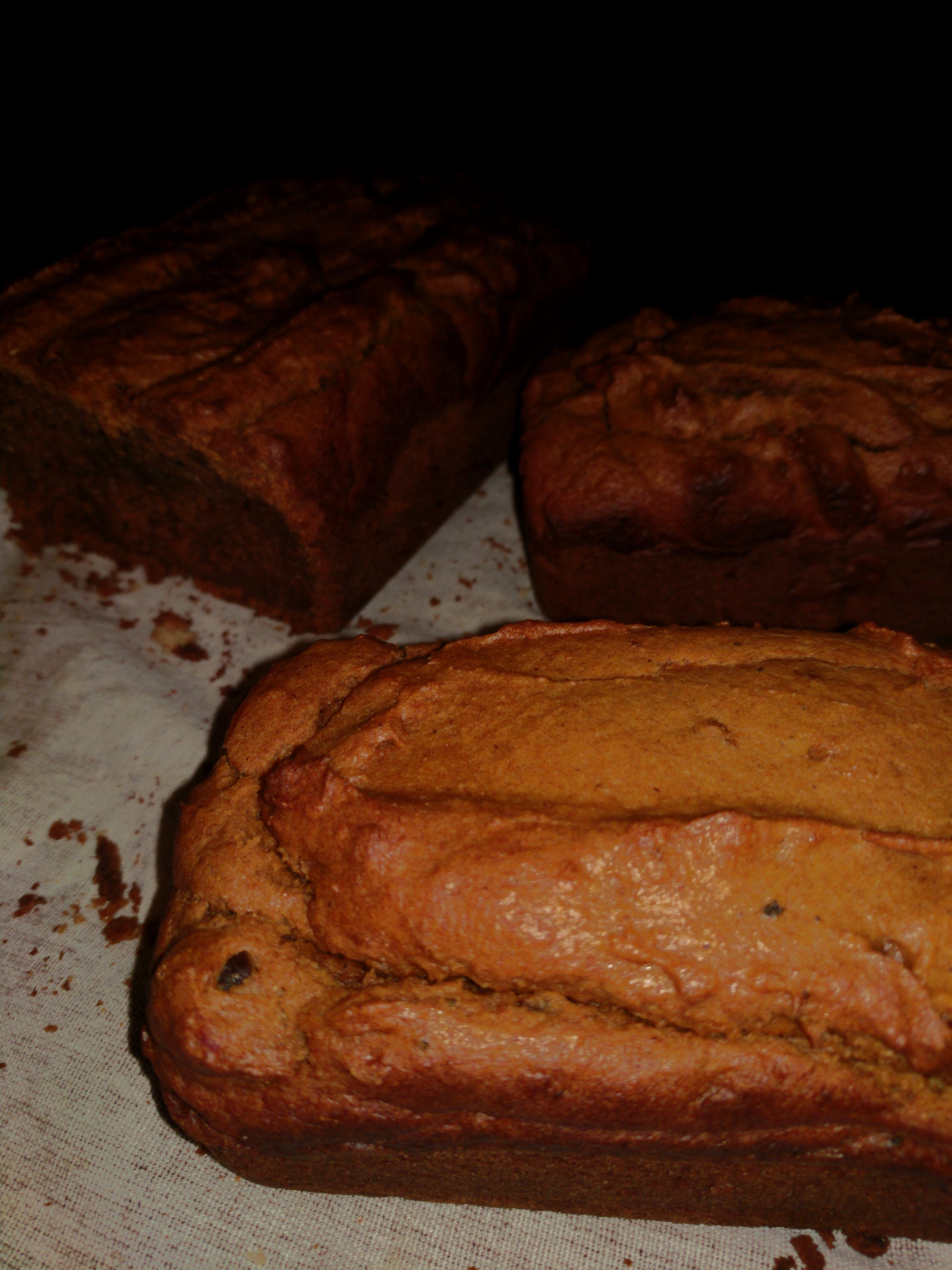 Persimmon Bread II Joan Phegley