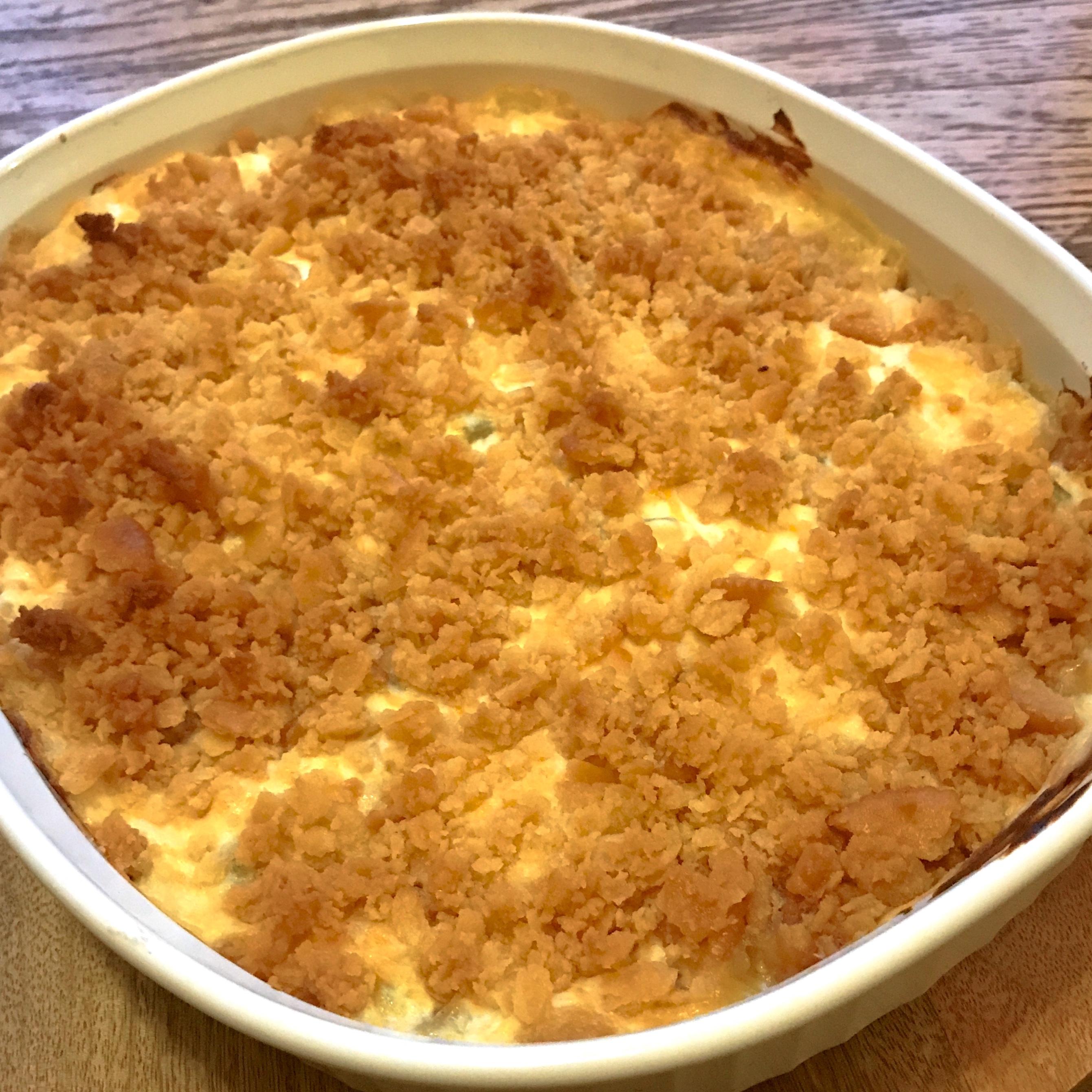 Corn Casserole without Jiffy®
