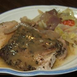 Bohemian Pork Roast Dmseck