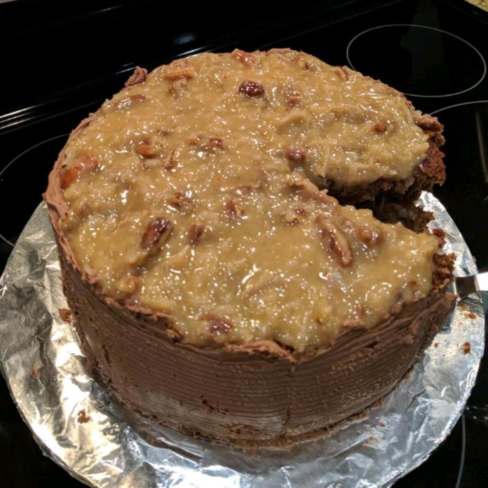 German Chocolate Cake Frosting II