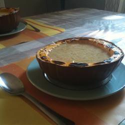 Pumpkin and Butternut Creamed Soup image