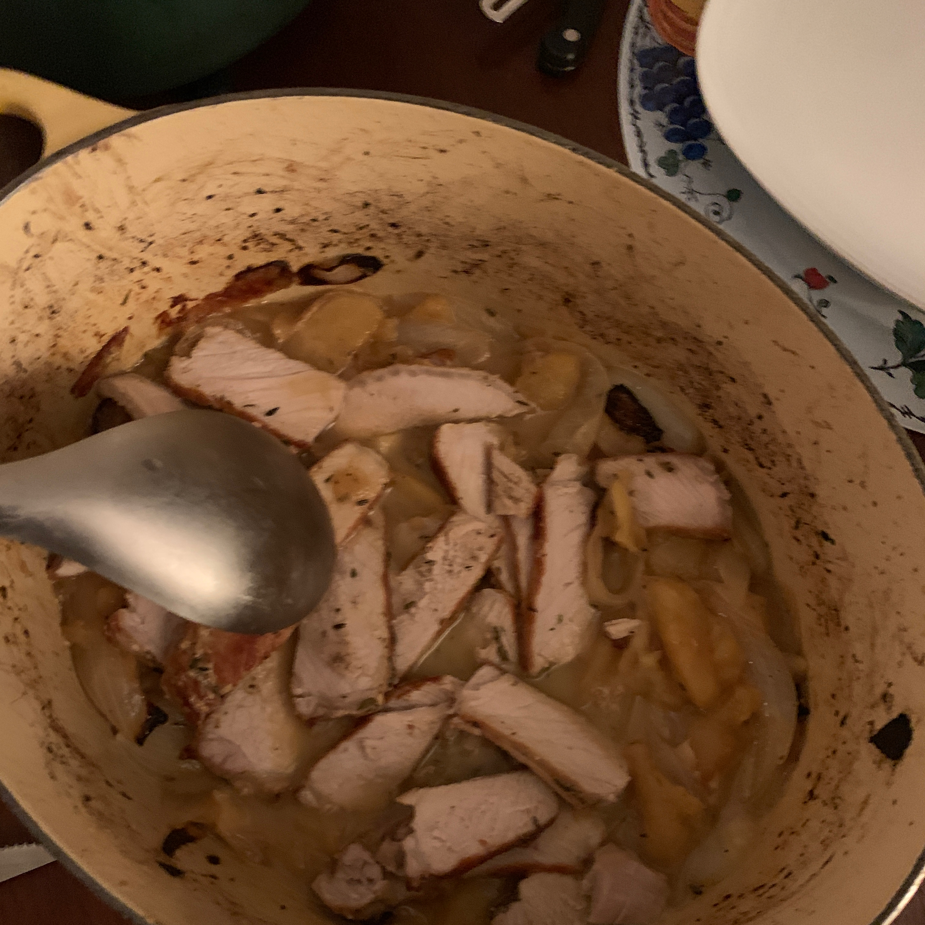 Pork Tenderloin with Apples and Onions GKuiperes