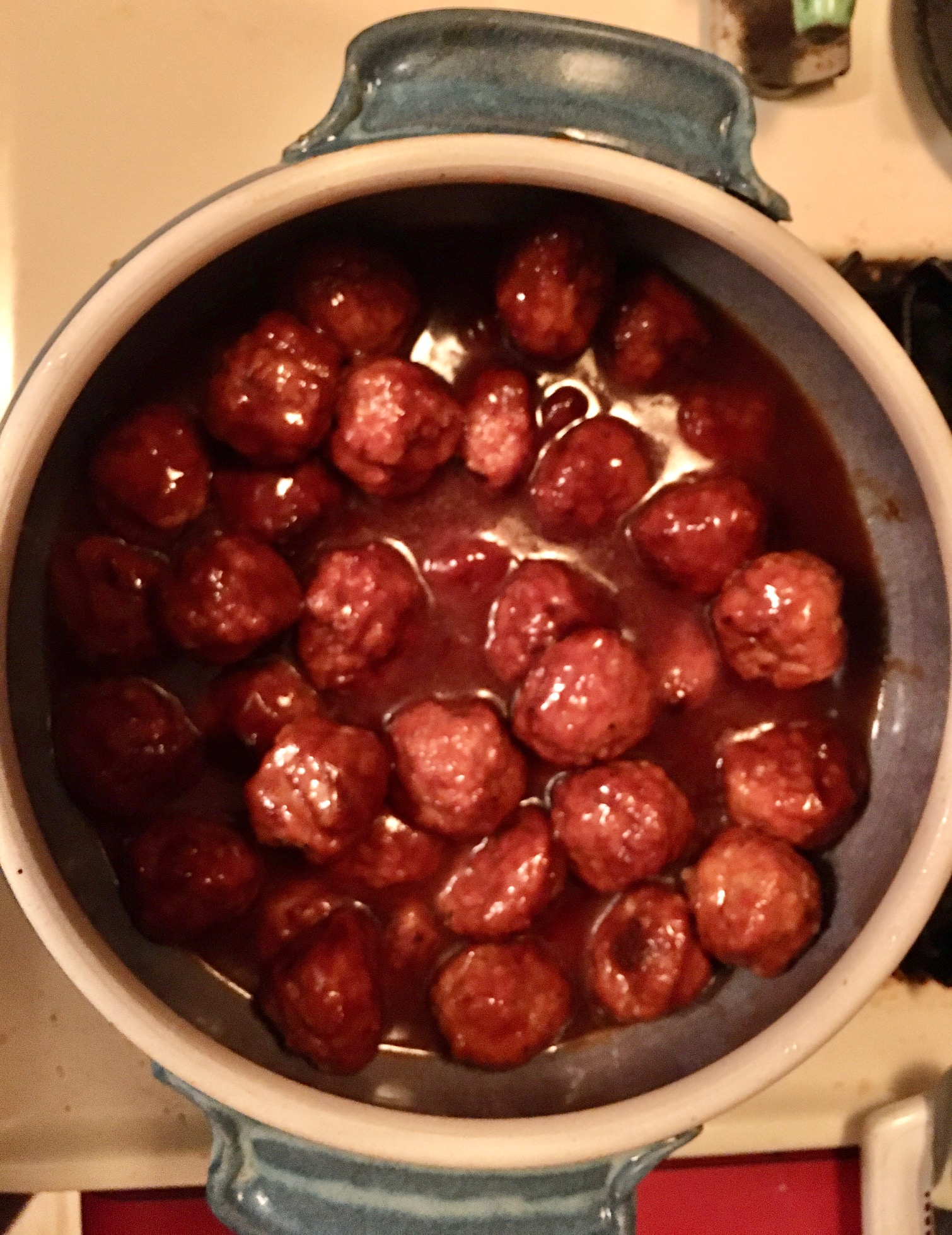 Easy Instant Pot® Cocktail Meatballs Connie Sanders