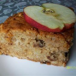 Apple Ugly Cake