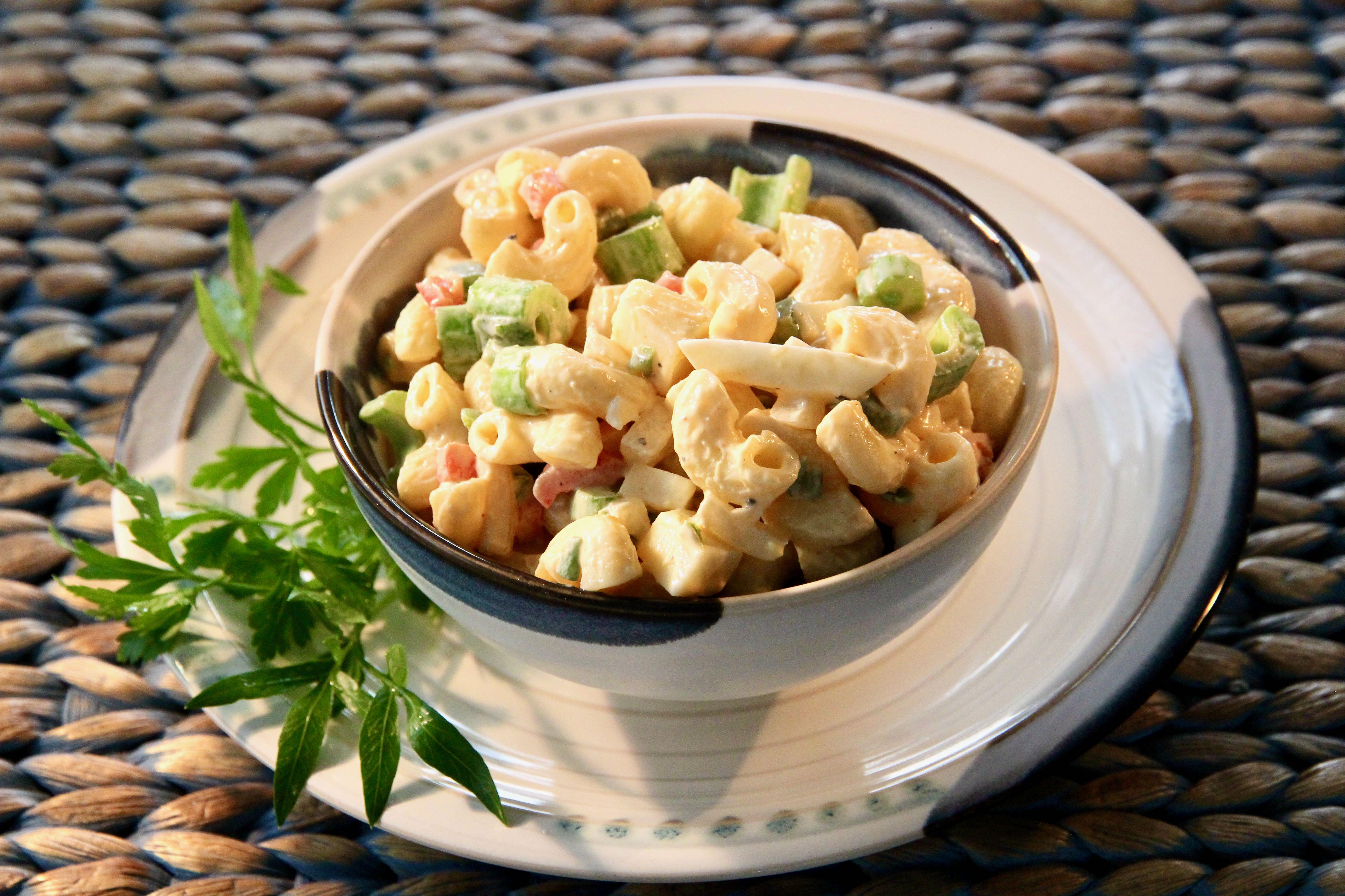 Instant Pot® Spicy Macaroni Salad