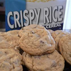David's Secret Ingredient Chocolate Chip Cookies cookiequeen