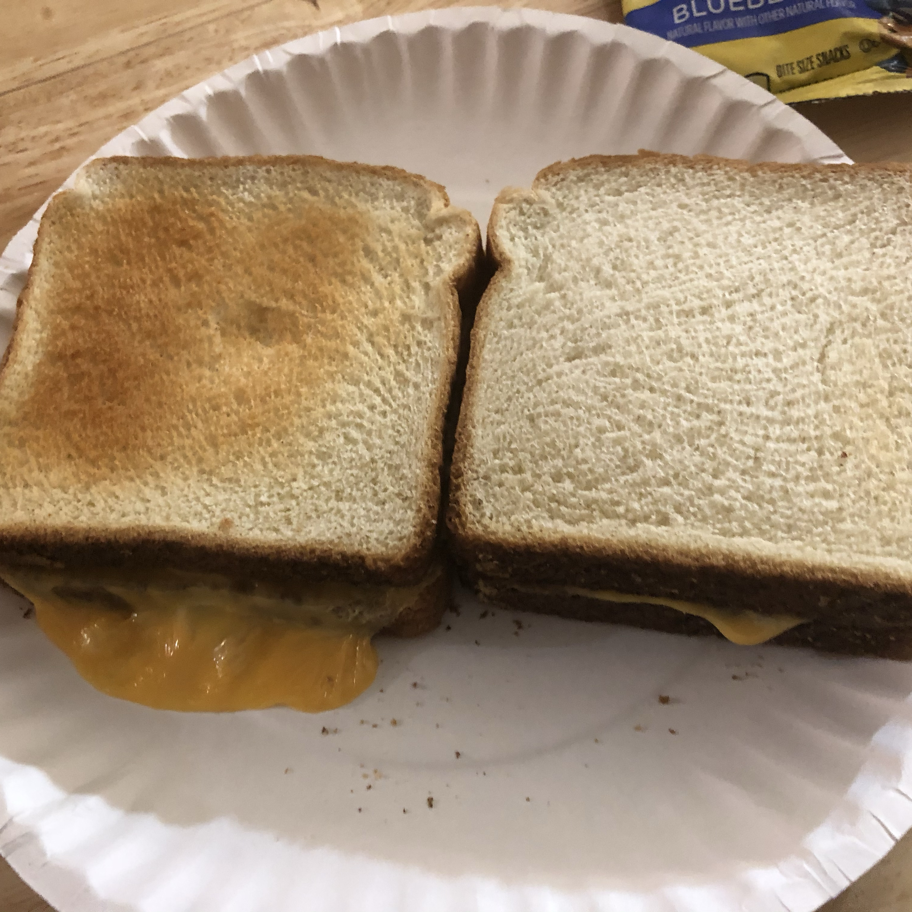 Bachelor Grilled Cheese
