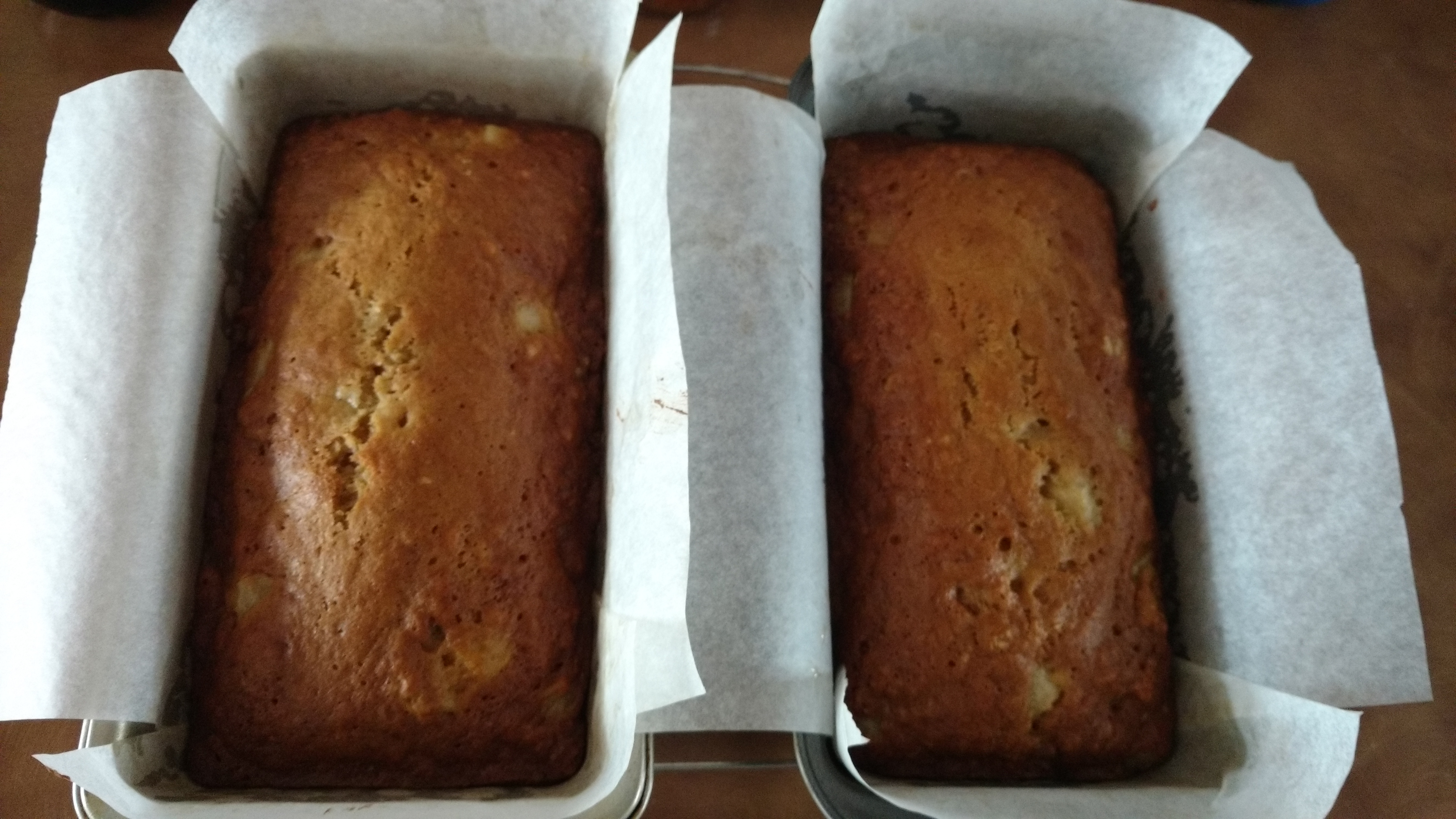 Ginger Pear Bread Lesley Egden