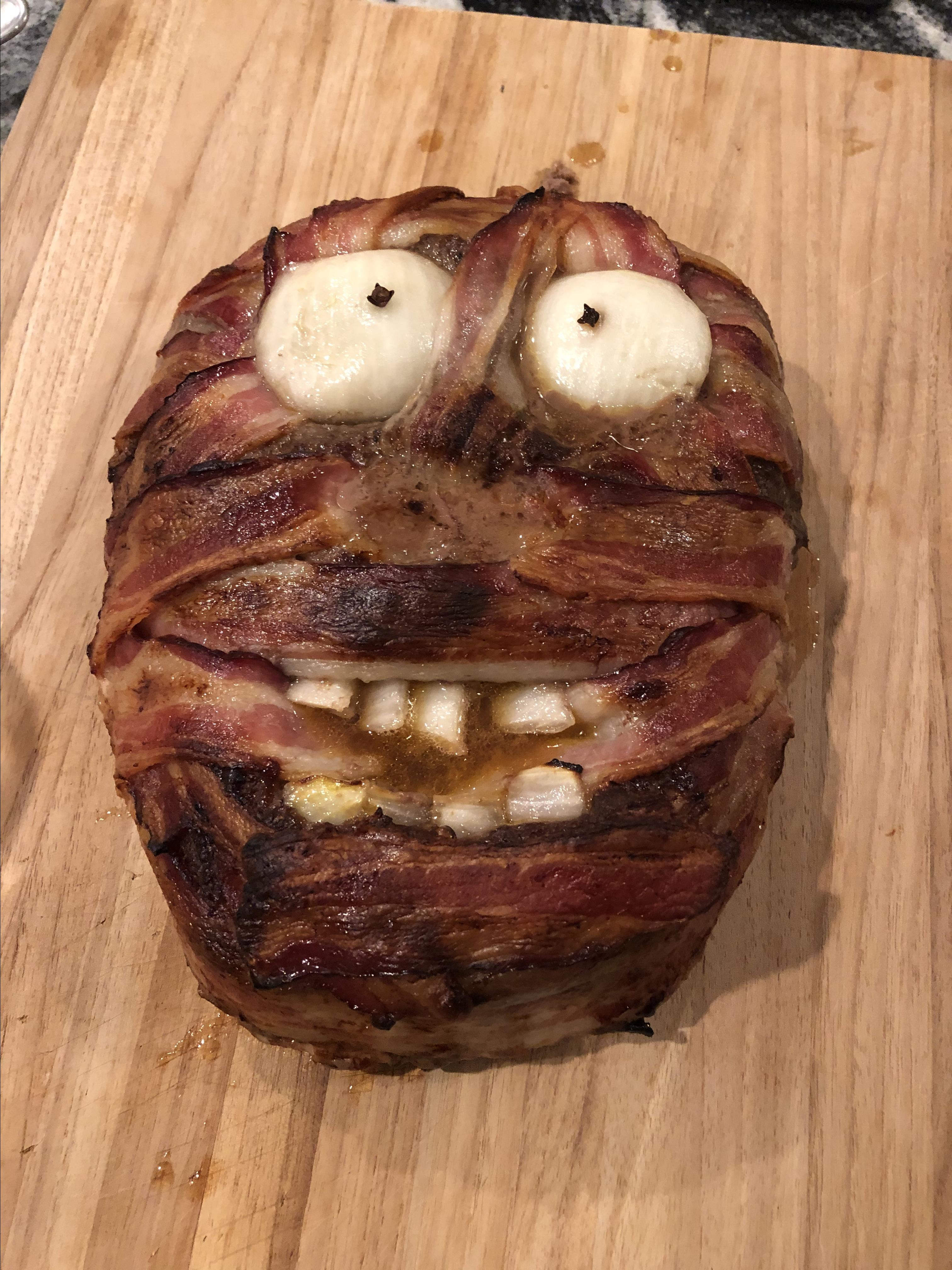 Chef John's Zombie Meatloaf