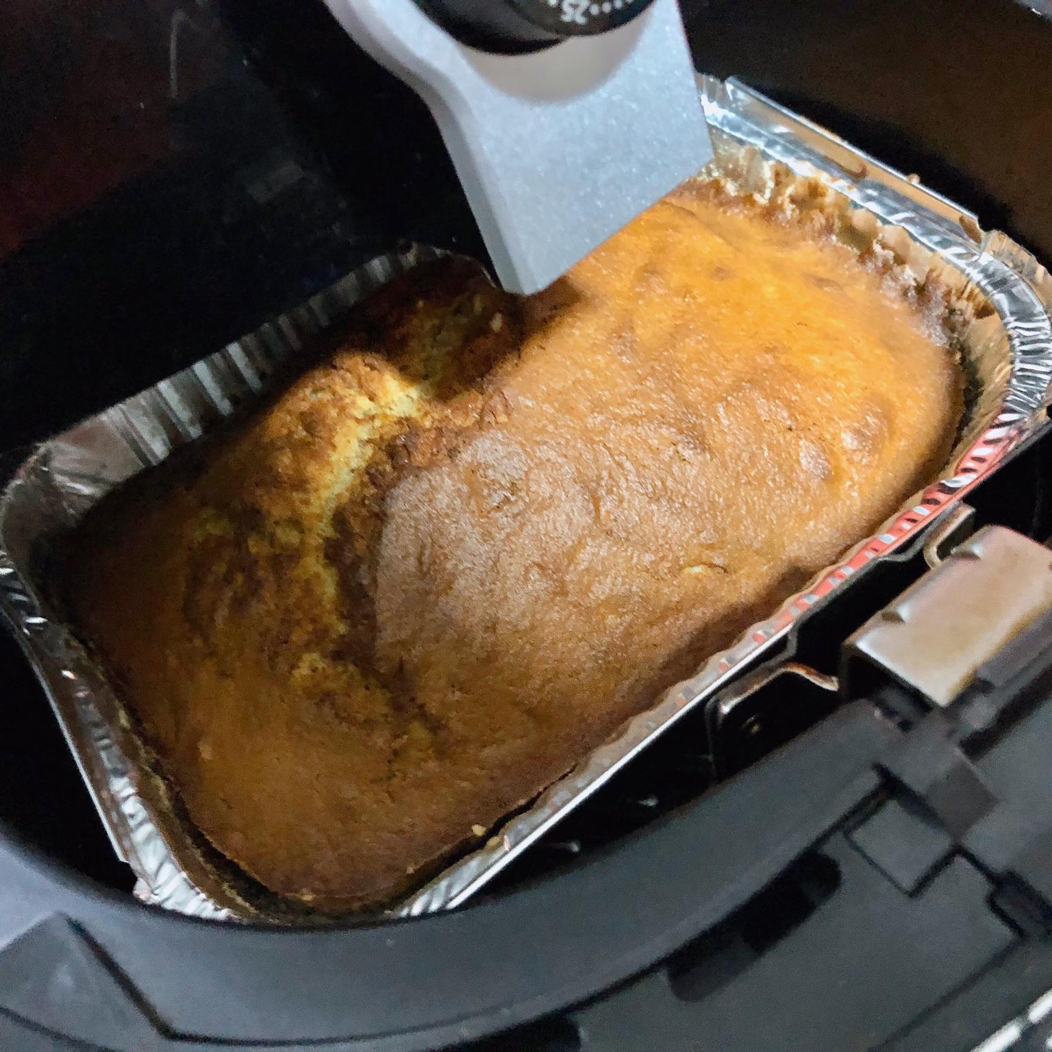 A-Number-1 Banana Cake