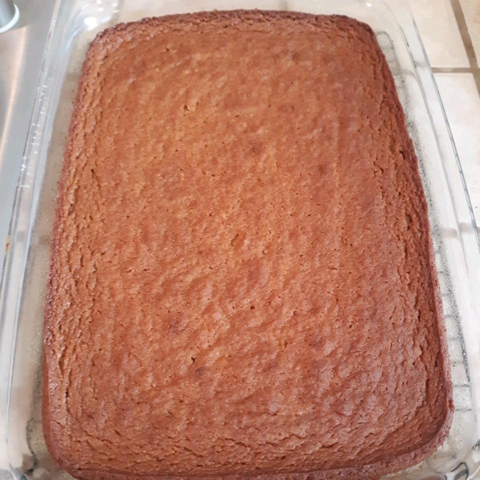 Persimmon Pudding Pie