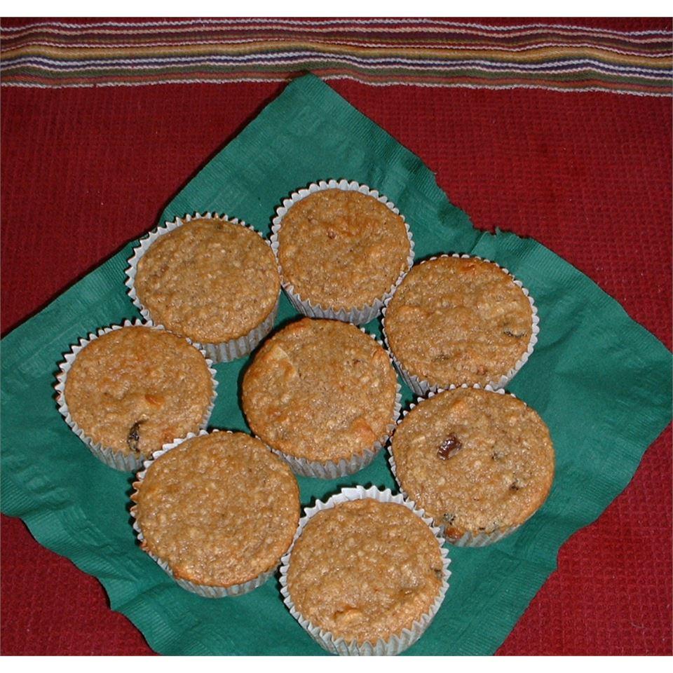 Oat Applesauce Muffins AlaskaMom