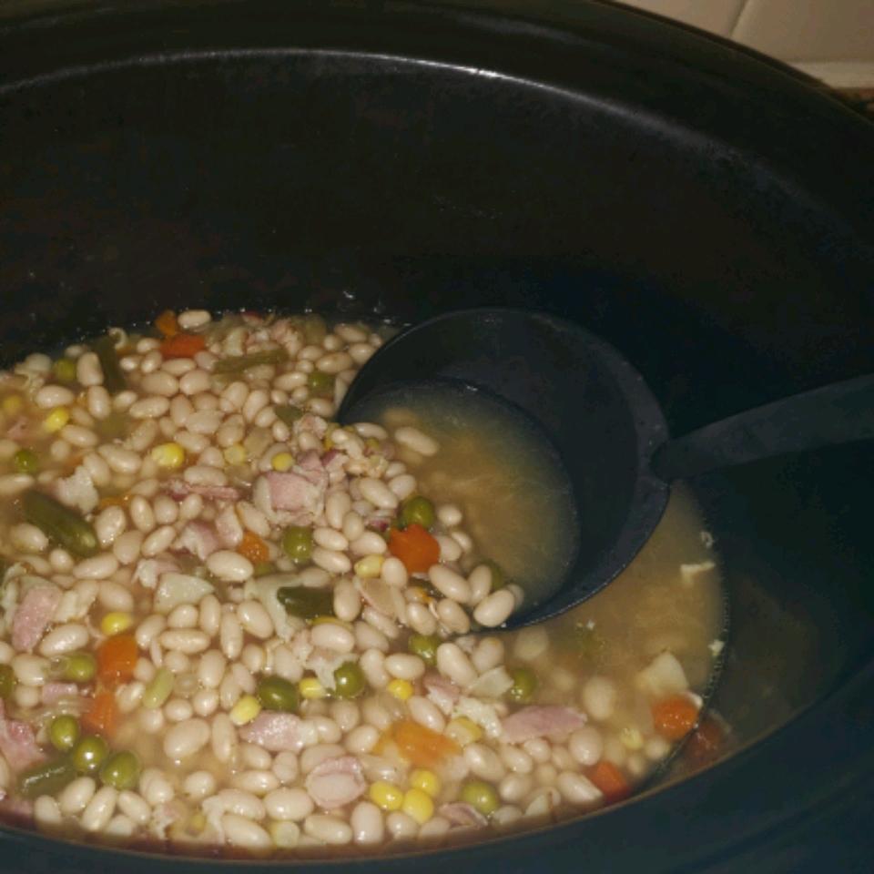 My Navy Bean Soup Denise Jamie Griffin