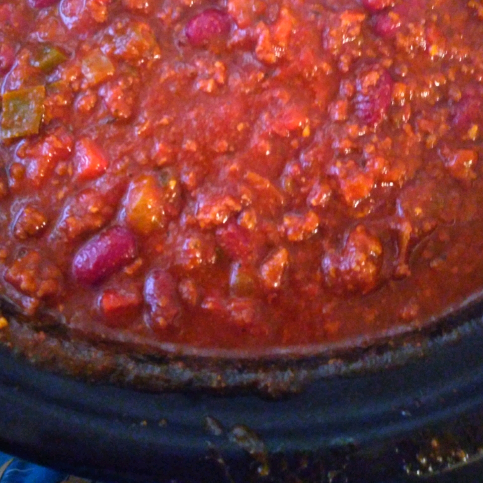 Best Damn Chili